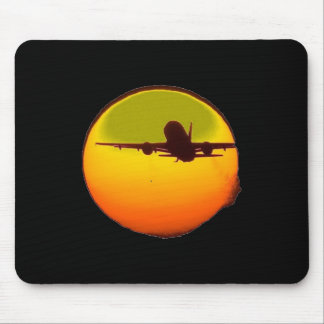 AIRLINER SUN MOUSE PAD