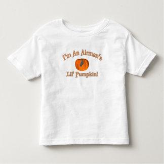 Airman's Pumpkin Toddler T-shirt