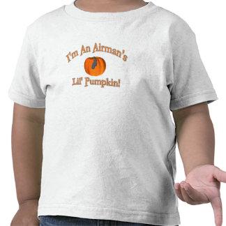 Airman's Pumpkin T-shirts