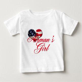 airmen's girl t-shirts