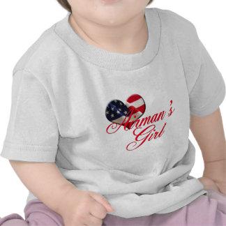 airmen's girl tshirts