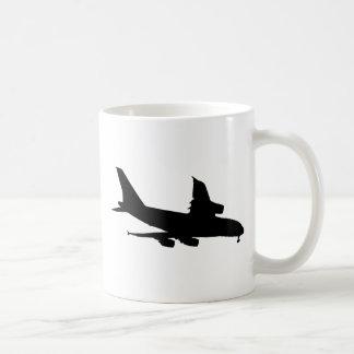 Airplane Classic White Coffee Mug