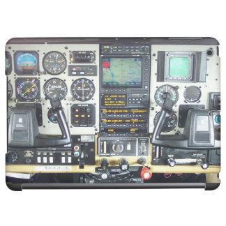 Airplane cockpit iPad air covers