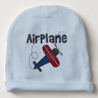 Airplane Flying Plane Baby Beanie