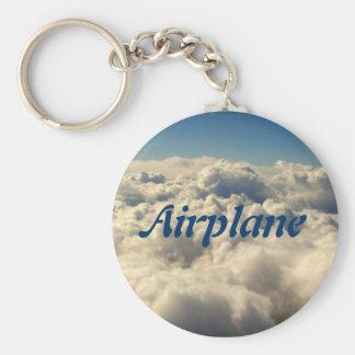 Airplane Keychain