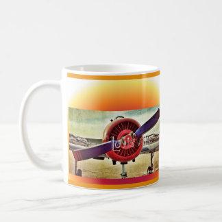 Airplane -Louisville Bowman Field Mug