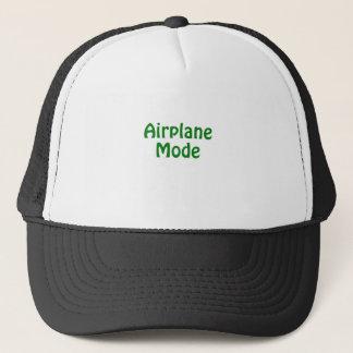 Airplane Mode Trucker Hat