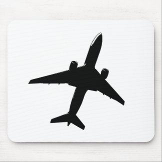 Airplane Mouse Pads