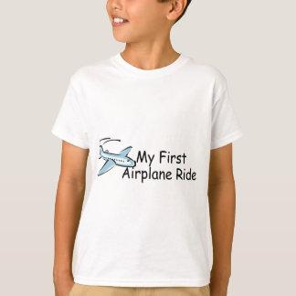 Airplane My First Airplane Ride Shirts