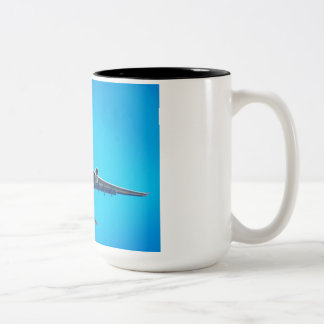 airplane photo Mug