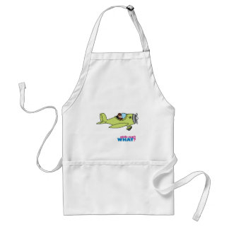 Airplane Pilot - Medium Standard Apron