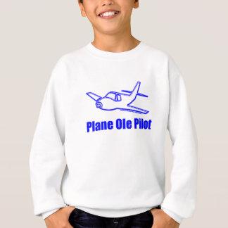 Airplane Pilot Sweatshirt