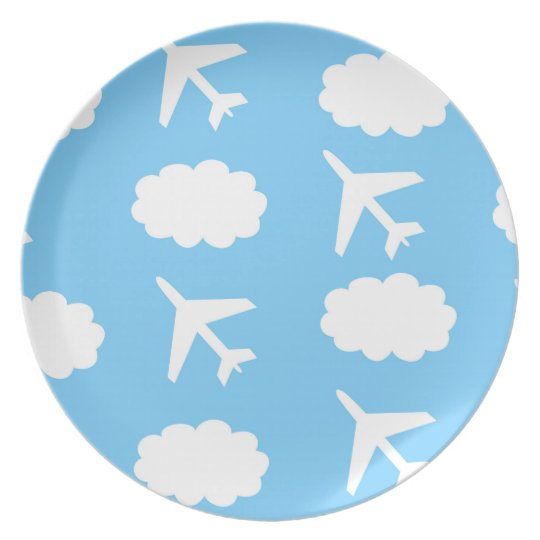 Airplane Plate