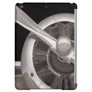 Airplane Propeller Closeup iPad Air Cover