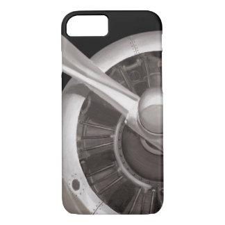 Airplane Propeller Closeup iPhone 8/7 Case