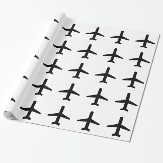 Airplane Wrapping Paper