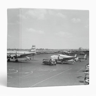 Airplanes 3 Ring Binder