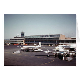Airplanes Greeting Card
