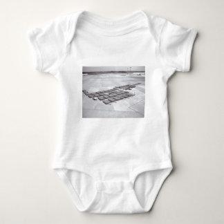airport1 baby bodysuit