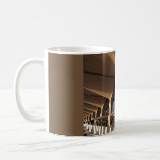 Airport Architecture Coffee Mug