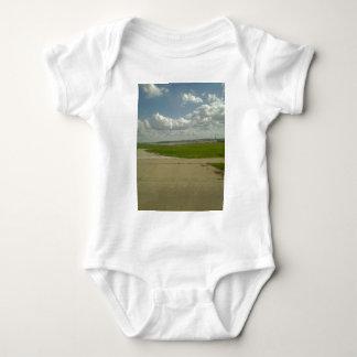Airport Baby Bodysuit