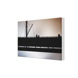 Airships Canvas Print
