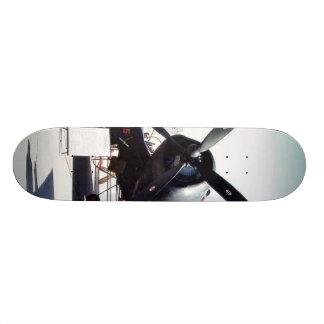 Airshow Airplanes Skateboard