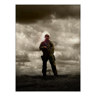 Airsoft Portraits: Dan Poster