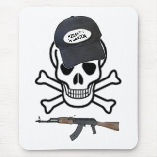 Airsoft Warrior Mousepad