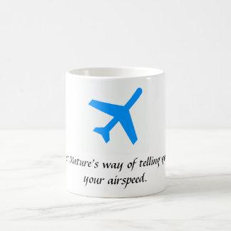 Airspeed Mug