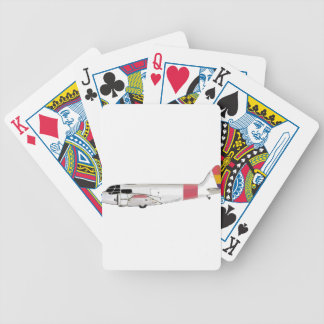 Airspeed_Viceroy_drawing Bicycle Playing Cards