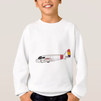 Airspeed_Viceroy_drawing Sweatshirt