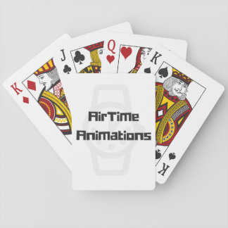 AirTime Animations Playing Cards