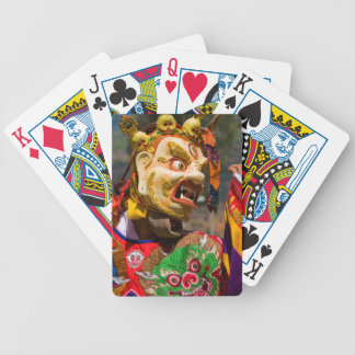 Aisan Festival Dancer Bicycle Playing Cards