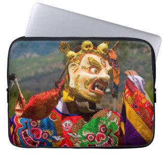 Aisan Festival Dancer Laptop Sleeve