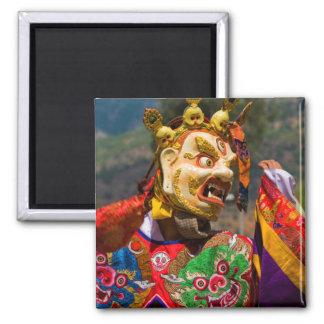 Aisan Festival Dancer Magnet