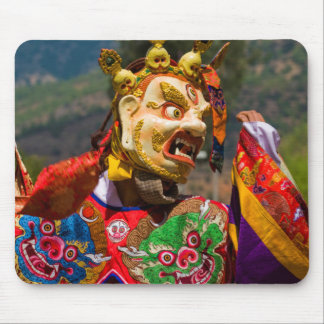 Aisan Festival Dancer Mouse Pad