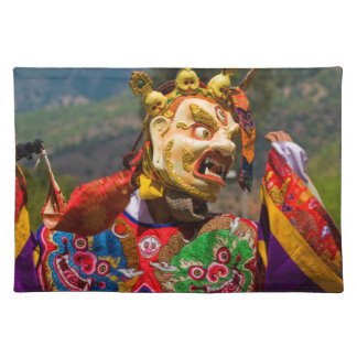 Aisan Festival Dancer Placemat