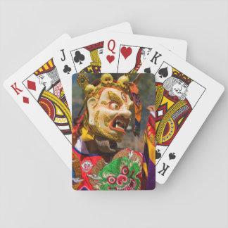 Aisan Festival Dancer Playing Cards