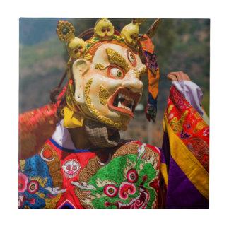 Aisan Festival Dancer Tile
