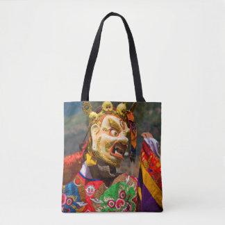 Aisan Festival Dancer Tote Bag