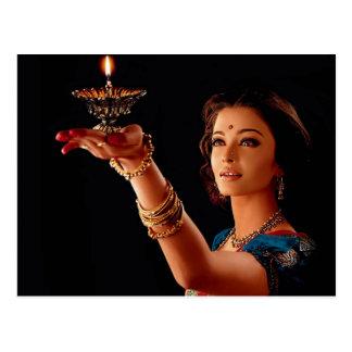 Aishwarya Rai Postcard