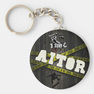 AITOR - Skater Style Keychain