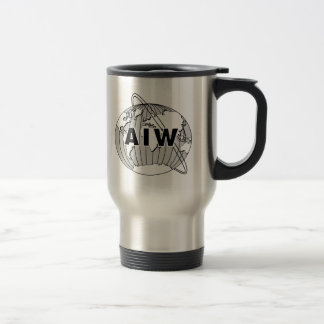 AIW Logo Travel/Commuter Mug
