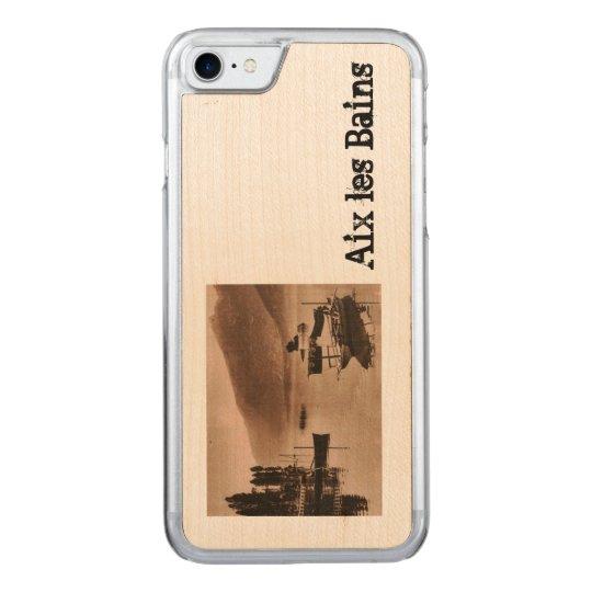 AIX-LES-BAINS - Le Lac du Bourget Carved iPhone 7 Case