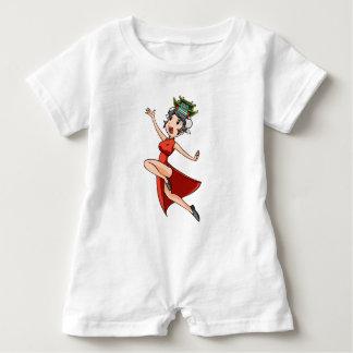 aiya English story Yokohama Kanagawa Yuru-chara Baby Romper