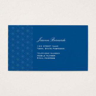 Aiyana Floral Batik Business Card 2
