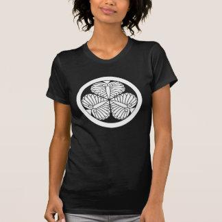 Aizu mallow T-Shirt