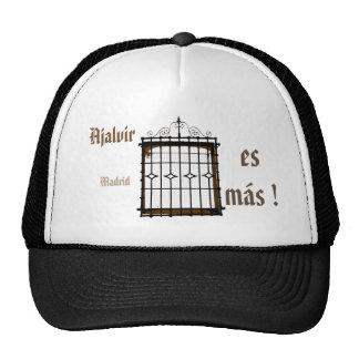 Ajalvir t-shirts community of Madrid Spain Trucker Hat