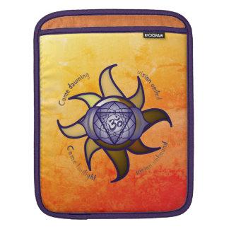 "Ajna Chakra ""Third Eye"" Yoga Insight Tablet Sleeve"